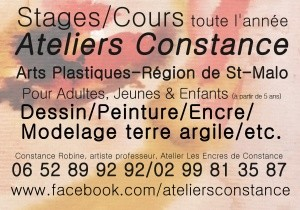 Ateliers Constance